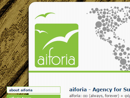 Websiteprojekt Aiforia